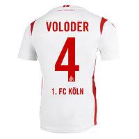 Heimtrikot 2020/2021 Junior Robert VOLODER (1)