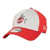 """Cap """"9Forty"""" Red Grey (1)"""