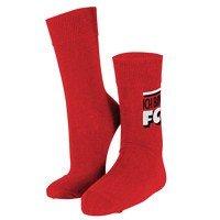 """Socken rot """"Ich Bin"""" (1)"""
