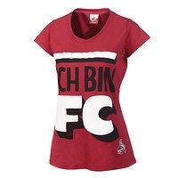 """Damen T-Shirt Mitglieder rot """"Ich Bin"""" (1)"""