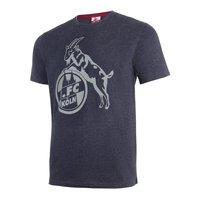 """T-Shirt """"Basic anthra grau"""" (1)"""