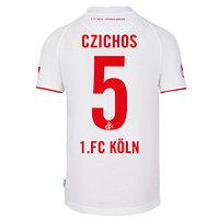 Heimtrikot 2021/2022 Junior Rafael CZICHOS (1)