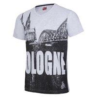 "Herren T-Shirt ""Hohenzollernbrücke"" (1)"