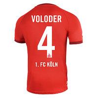 Auswärtstrikot 2020/2021 Junior Robert VOLODER (1)