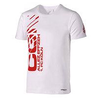 Sportswear T-Shirt weiß (1)