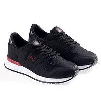 Fan-Sneaker schwarz (1)