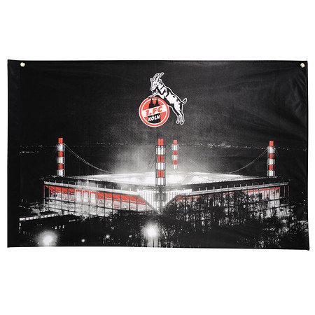 Zimmerfahne 90 x 140 cm Stadion