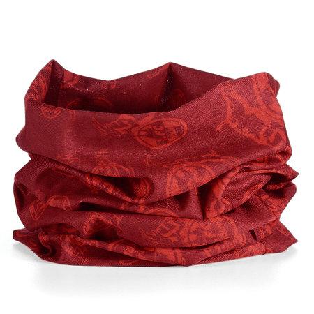 Multifunktionstuch rot