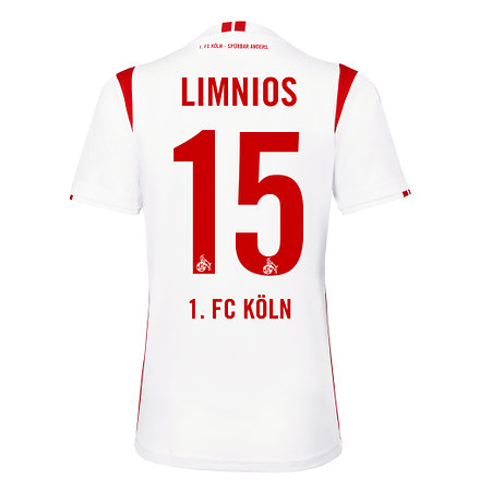 Heimtrikot 2020/2021 Damen Dimitris LIMNIOS