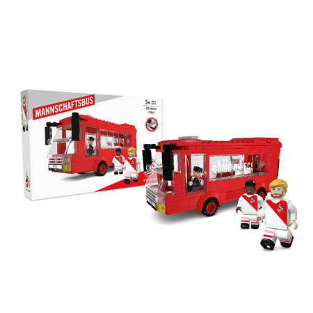 "Bausatz ""Mannschaftsbus"""