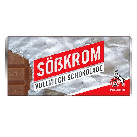 Team-Schokolade 100g