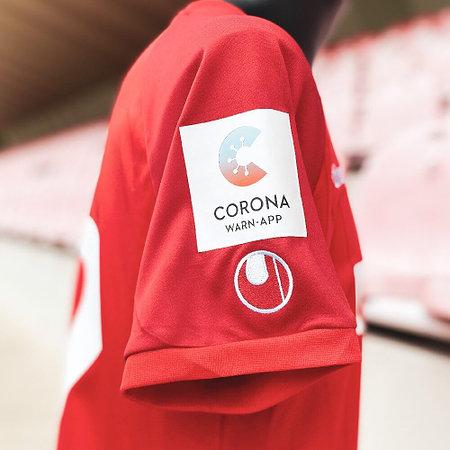 Auswärts-Sondertrikot Corona 2019/2020