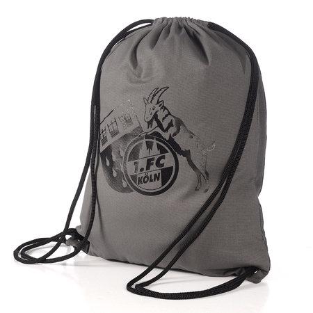 Turnbeutel anthra Logo/Wappen