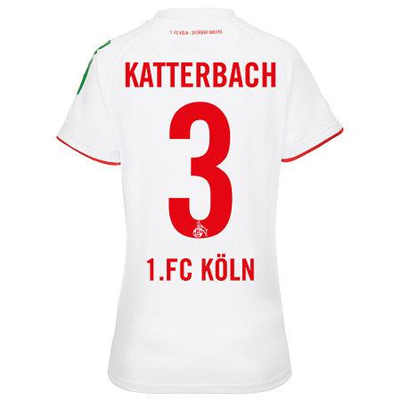 Heimtrikot 2021/2022 Damen Noah KATTERBACH