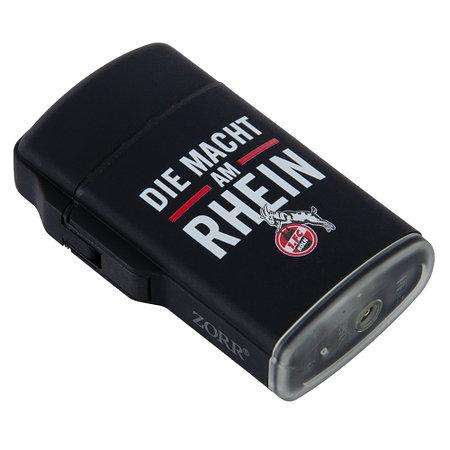 """Feuerzeug Rubber """"Die Macht am Rhein"""""""