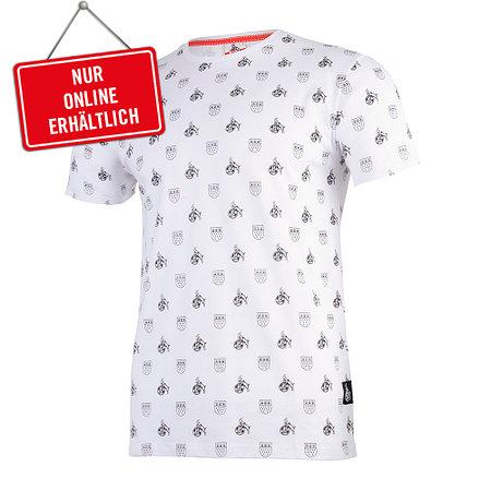 """T-Shirt """"Im weißer Grund"""""""