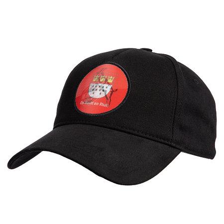 """Lenticular Cap """"Die Macht am Rhein"""""""