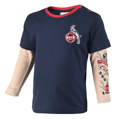 """Baby T-Shirt """"Kunstfelderstr."""""""