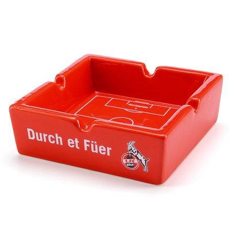 """Aschenbecher """"Durch et Füer"""""""