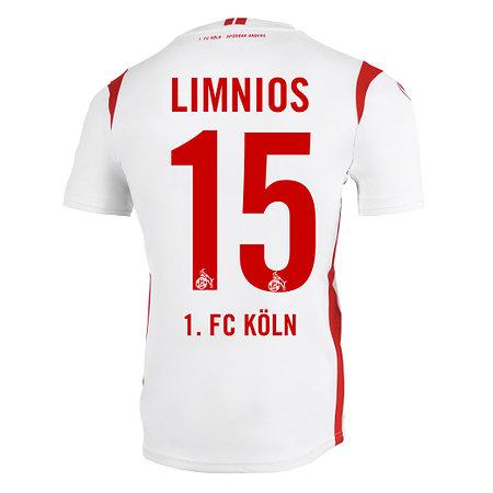 Heimtrikot 2020/2021 Junior Dimitris LIMNIOS