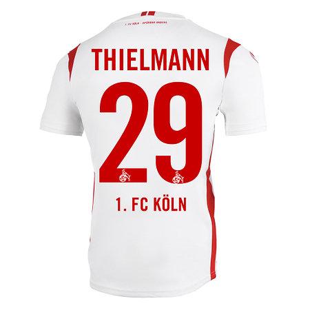 Heimtrikot 2020/2021 Junior Jan THIELMANN