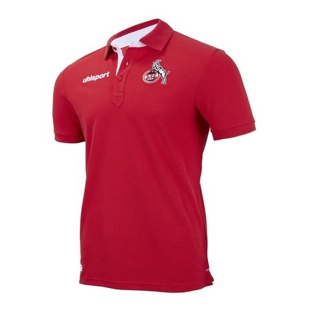 Poloshirt Rot Senior