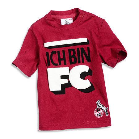 """Kids T-Shirt Mitglieder rot """"Ich Bin"""""""