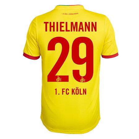 Ausweichtrikot 2020/2021 Senior Jan THIELMANN