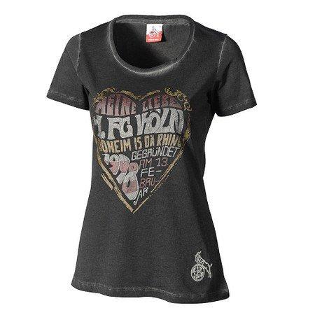 """Damen T-Shirt """"Herzogenrather Str."""""""