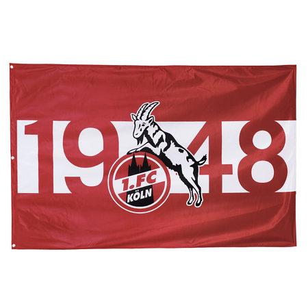 "Hissfahne ""1948"" 180x120cm (quer)"