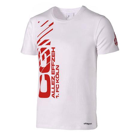 Sportswear T-Shirt weiß