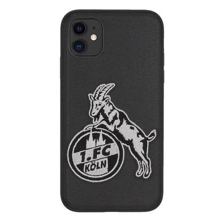 """Cover """"Logo gestickt"""" iPhone XR/11"""