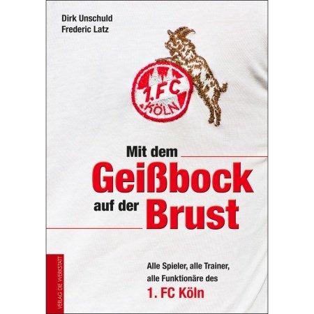 """Buch """"Mit dem Geißbock auf der Brust"""""""