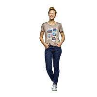 """Damen T-Shirt """"Poststr."""" (2)"""