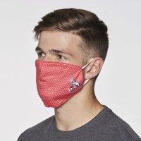 """Mund-Nase-Maske """"Punkte"""" (2)"""