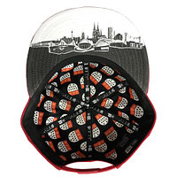 """Cap """"9Fifty"""" Skyline Red (3)"""