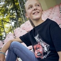 "Kids T-Shirt ""Burgmauer"" (2)"