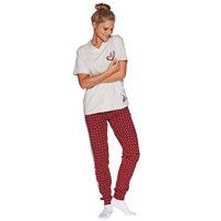 """Frauen Pyjama """"Barbarossaplatz"""" (2)"""