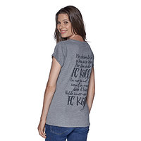"Damen T-Shirt ""Höninger Weg"" (2)"