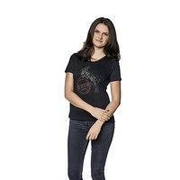 """Damen T-Shirt """"Schwarzburger Str."""" (10)"""