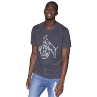"""T-Shirt """"Basic anthra grau"""" (2)"""