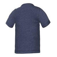 "Baby T-Shirt ""Basic navy rot"" (3)"