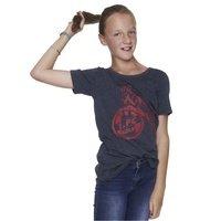 "Kids T-Shirt ""Basic navy rot"" (2)"