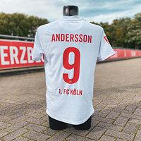 Matchworn-Trikot Andersson KOE:SGF (2)