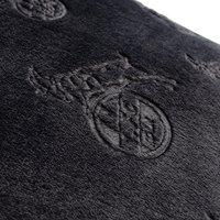 Kissen Allover Logo geprägt (6)