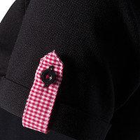 GB Damen Polo schwarz (4)