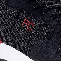 Fan-Sneaker schwarz (6)