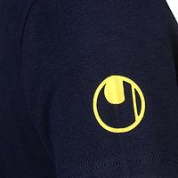 Freizeitshirt Damen blau/gelb (5)