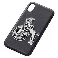 """Cover """"Logo gestickt"""" iPhone X/XS (3)"""