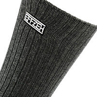 "Casual Socks ""EFFZEH"" black (2)"